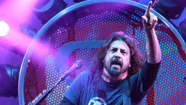 Dave Grohl Gets Revenge for High School Battle of the Bands Loss