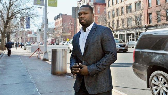 50 Cent Says Secret Service Asking About 'Prop' Money