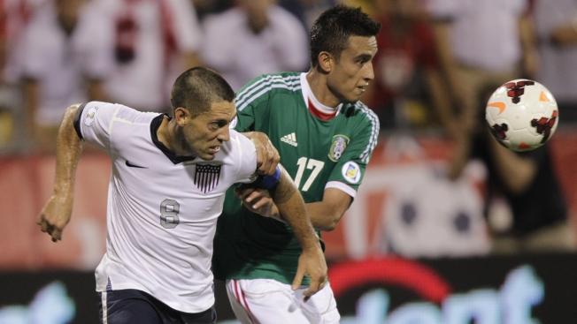 USA-Mexico Soccer Game Friday Has Added Attention After Donald Trump's Election Win