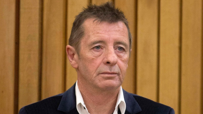 AC/DC Drummer Is Arrested Again, Days After Sentencing