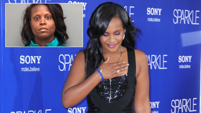 Bobbi Kristina Brown's Caretaker Charged With Unlicensed Nursing
