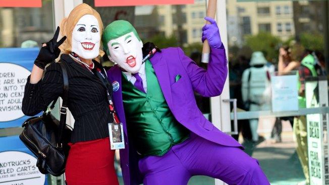 Top 2016 Halloween Costumes: Superheroes Dethrone Princesses