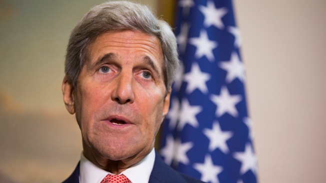 Kerry: Russia, Iran Could Persuade Syria's Assad to Negotiate