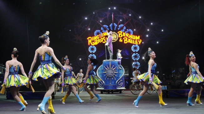 Ringling Picks First Woman Ringmaster in 146-Year History