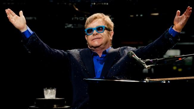 Putin Never Called Elton John About Gay Rights: Kremlin