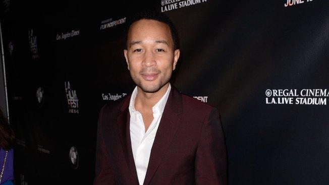 John Legend Backs California Bill Against Racial Profiling