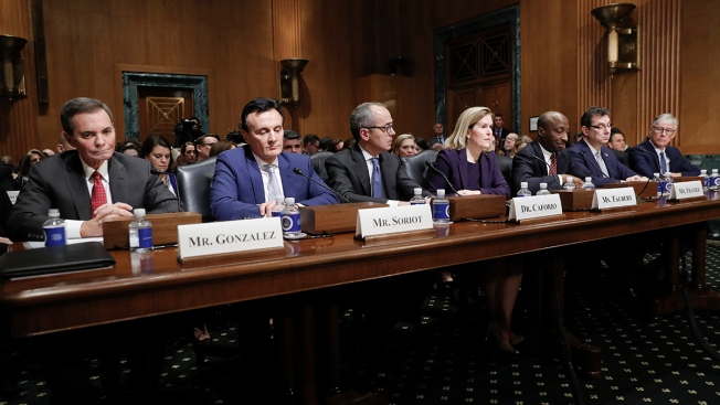 Senators Draw on Own Experiences to Chastise Drug Companies