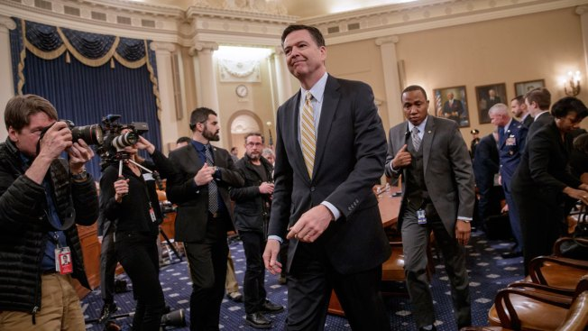 Analysis: Comey Delivers Political Gut Punch to President Trump