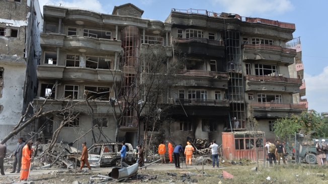 Death Toll in Attack at Afghan Political Office Rises to 20