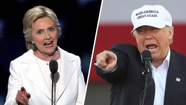 Wall Street Journal poll has Clinton leading Trump by 4pts