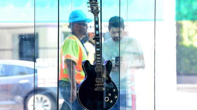 $280K Guitar Among B.B. King Items Sold at $1.3M Estate Sale