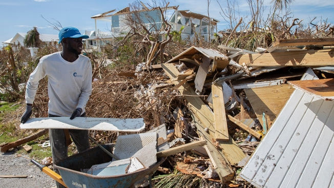 Dorian Death Count in Bahamas Rises to 44, Expected to Increase as Residents Sort Through Debris