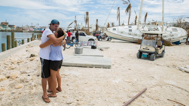 US Emergency Workers Recover More Bodies in Bahamas Amid Wreckage After Hurricane Dorian