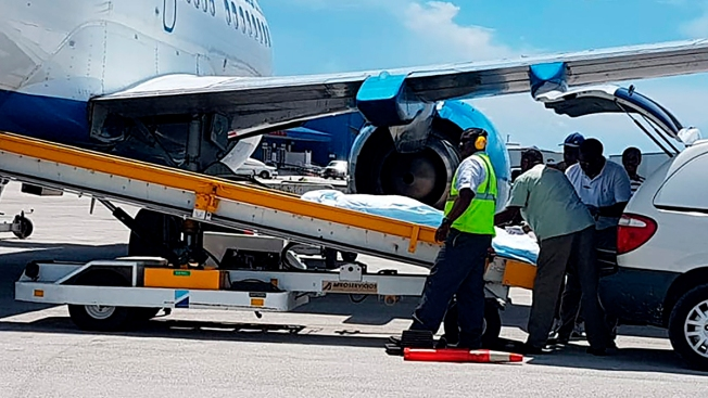 Investigators Search for Clues in Bahamas Chopper Crash
