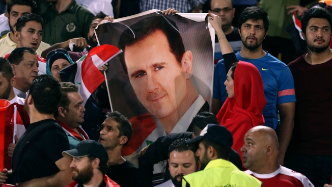 Putin and Al Assad Review Syrian Political Process in Sochi
