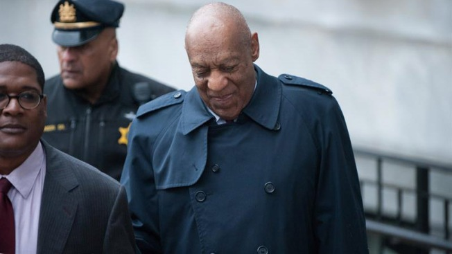 'Serial Rapist' Written on Bill Cosby's Star on the Walk of Fame