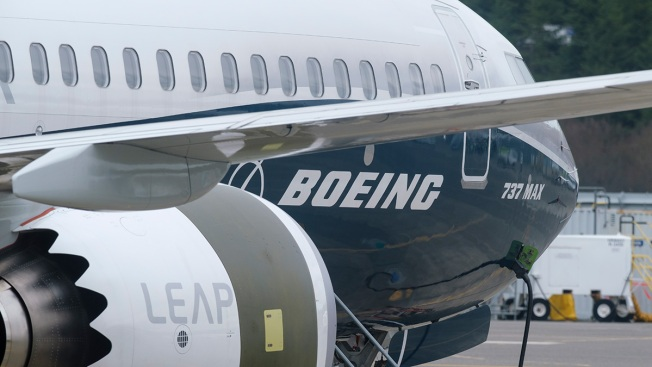 Boeing Makes 96 Flights to Test Software on Troubled Max Jet