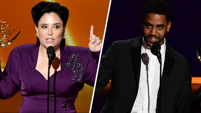 Inspiring Speeches on Diversity, Equal Pay Rule Emmy Night