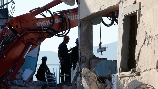 Italy Probes Whether Negligence Played Role in Quake Toll