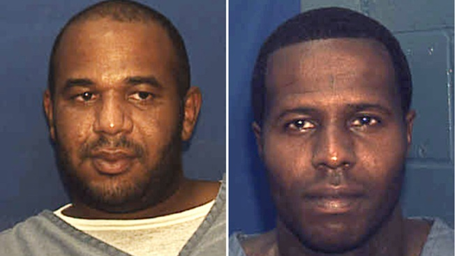 Escaped Inmates Joseph Jenkins and Charles Walker Back in Florida Department of Corrections' Custody