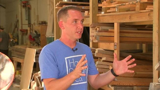 'Fixer Upper' Woodworker Lands His Own Show