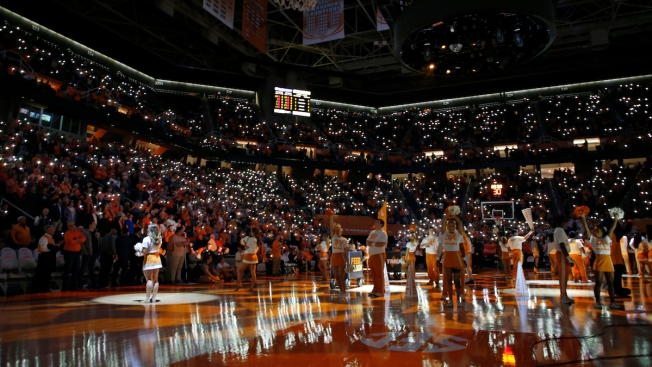 College Sports Add Glitz in Attempt to Keep Fans Coming