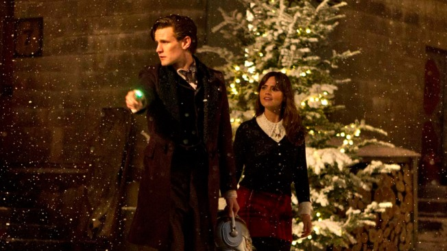"A Two ""Doctor Who"" Christmas"