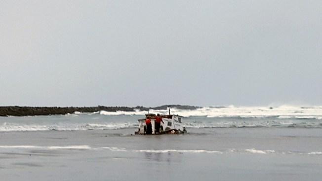 3 Dead After Commercial Crabbing Boat Capsizes Off Oregon