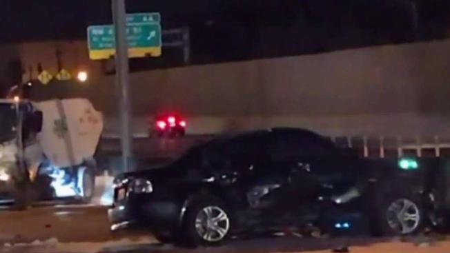 Wrong Way Morning Crash on I-95 in Miami-Dade Kills One ...