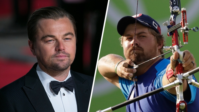 Meet Brady Ellison, US Archery's Leonardo DiCaprio Look-Alike