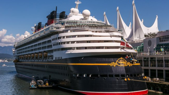 Disney cruise ship picks up suspected migrants