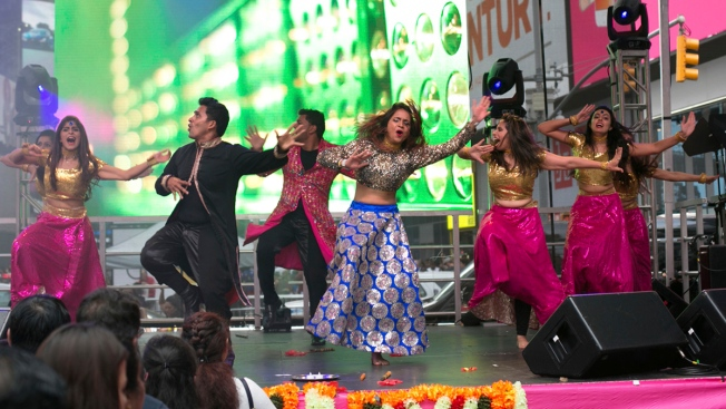 Diwali 'Festival of Lights' Celebrated Across US