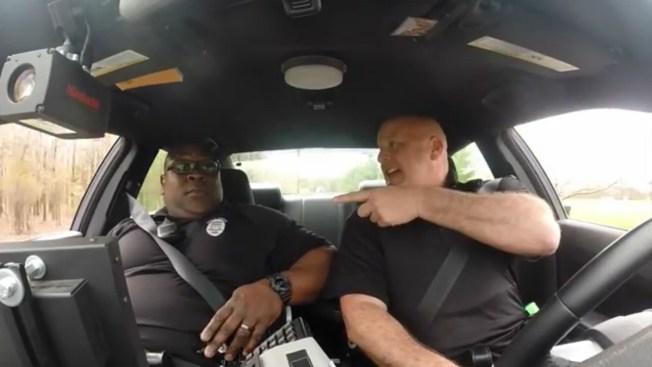 DashCam Confessional the Duet: Cops Perform Popular Hits