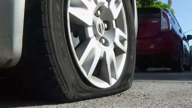 Vandals Slash Tires On 23 Cars In Miami Beach Nbc 6 South Florida