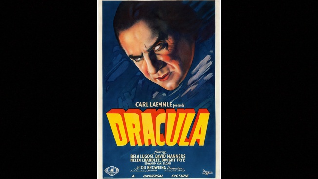 Rare 'Dracula' Poster Sells for $525,800 at Auction