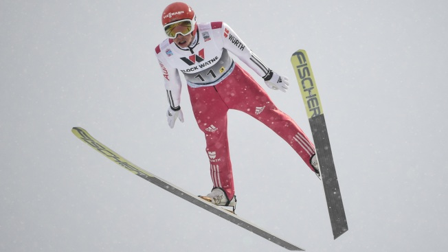 Frenzel Aiming for Gold in Nordic Combined in Pyeongchang