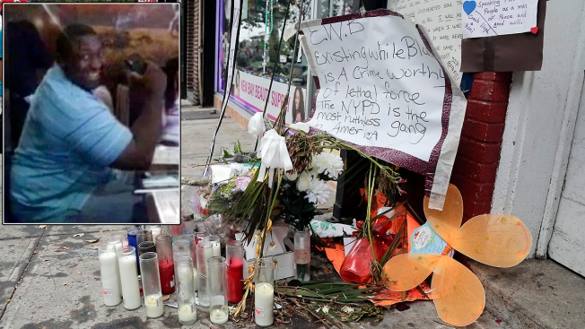 Eric Garner's Family Marks 2 Years Since His Death With Song