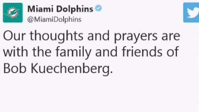 Miami Dolphins Legend Two Time Super Bowl Champion Bob Kuechenberg