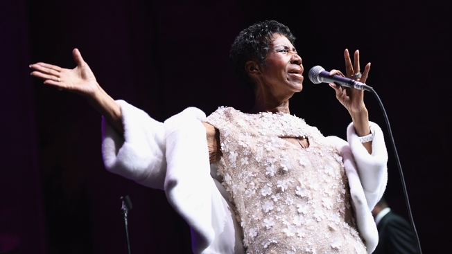 Previously Unreleased Track From Aretha Franklin Coming Out