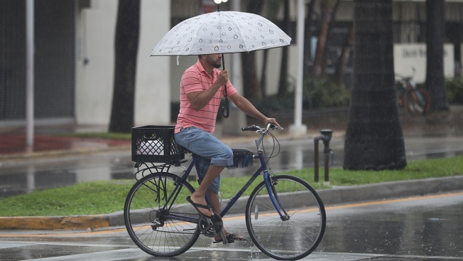 South Florida's Rainy Season Starts Early, Could Be Above-Average: NWS