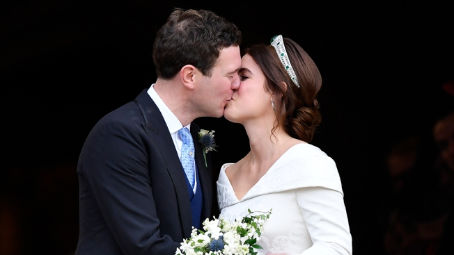 [NATL] Princess Eugenie Weds in 2nd Royal Wedding of the Year