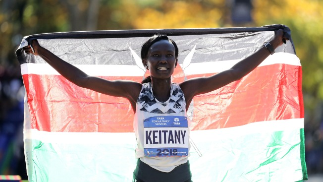 Kenya's Keitany, Ethiopia's Desisa Win NYC Marathon Races