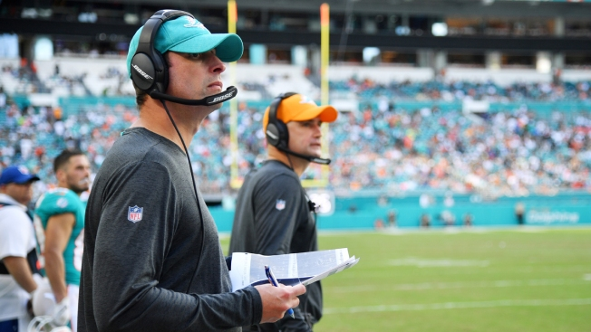 Coach Gase's Improbable Dolphins Hang On in Playoff Race