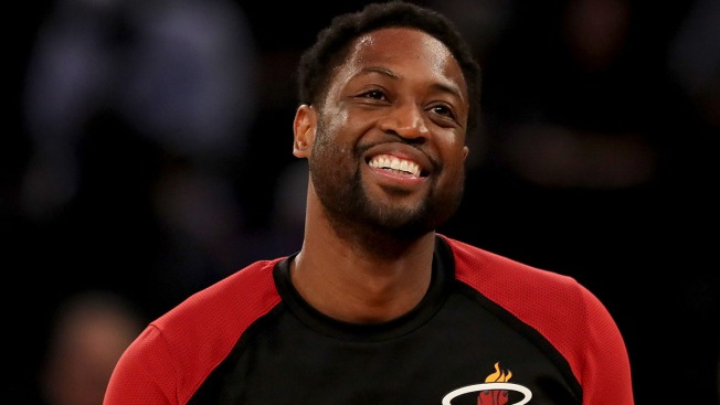 Heat's Wade Added to All-Star Game Roster in Final Season