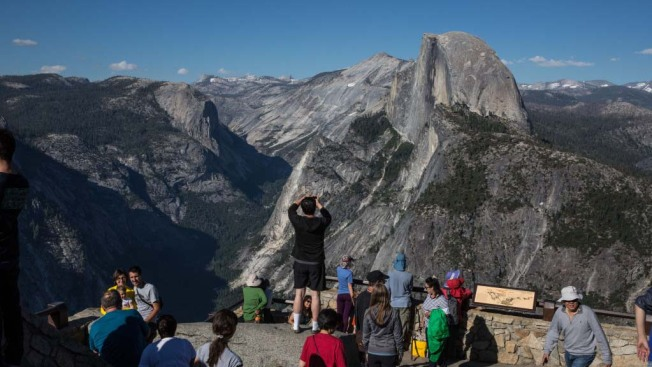 Arizona Hiker Dies After Yosemite's Half Dome Trail Fall