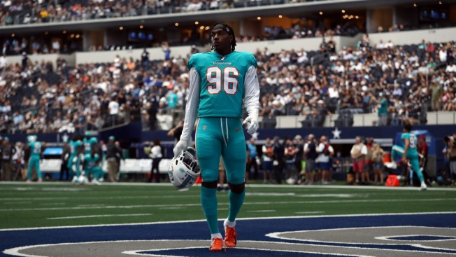 Dolphins Hope Discarded 1st-Rounders Can Aid Turnaround
