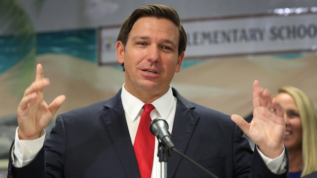 Gov. DeSantis Announces New Legislation to Protect Florida's Waters