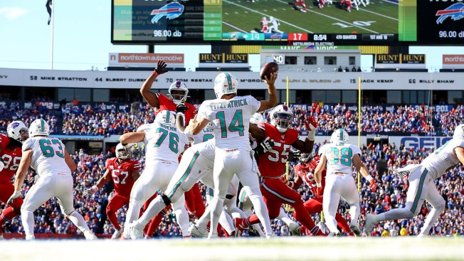 Dolphins Game Preview: Week 11 vs. Bills