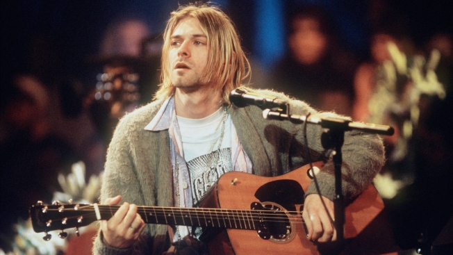 Frances Bean Cobain Loses Father's Iconic 'Unplugged' Guitar in Divorce