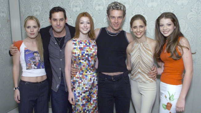 Sarah Michelle Gellar Celebrates 'Buffy's' 20th Anniversary